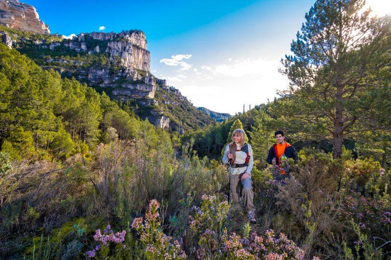 Turismo Activo en Castellon Tinenca Benifassa
