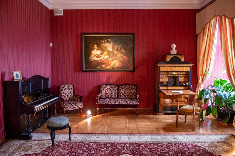 Castillo Ksiaz Interior Apartamentos Princesa Daisy