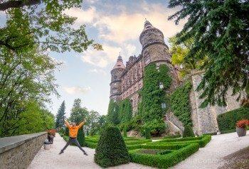 Castillo Ksiaz Salto