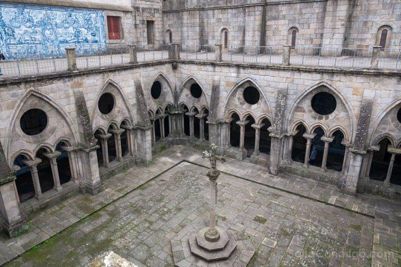Catedral de Oporto Claustro Superior