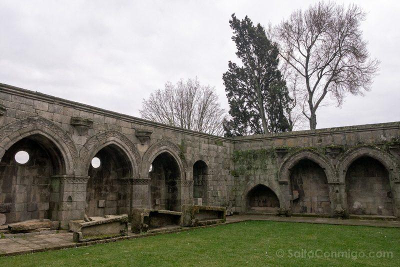 El claustro viejo