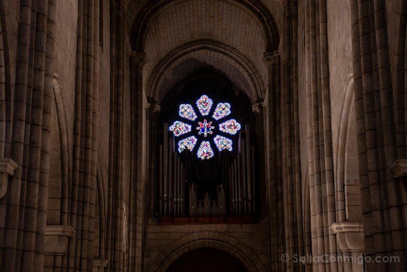 Catedral de Oporto Iglesia Roseton