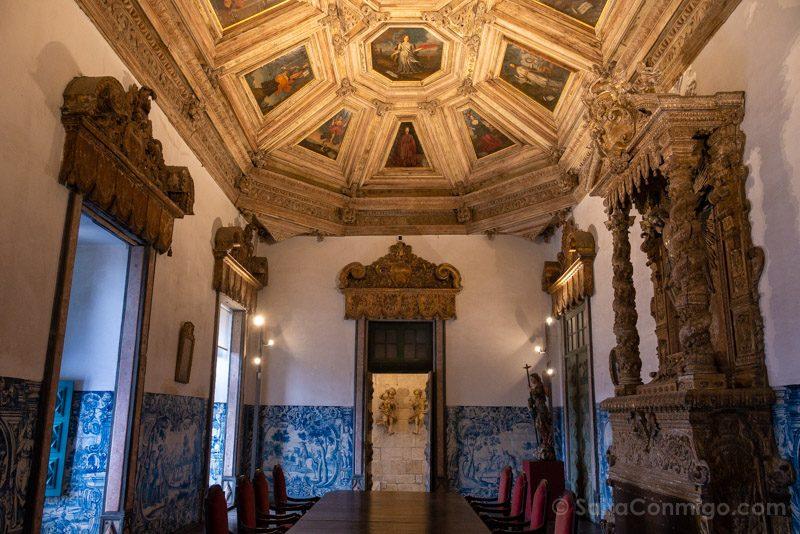 La Sala Capitular de la Casa del Cabildo