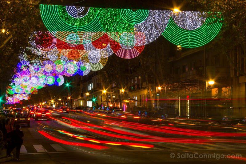 Navidad Madrid Luces Velazquez Teresa Sapey