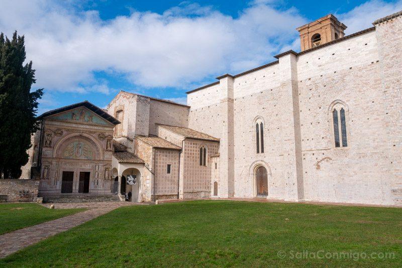 Oratorio de San Bernardino, Perugia
