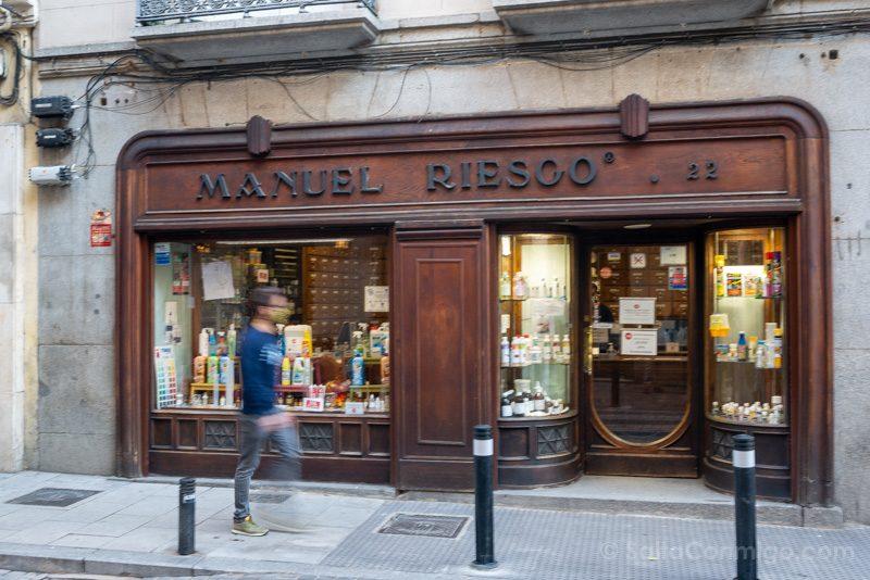 Que Ver en Malasana Manuel Riesgo