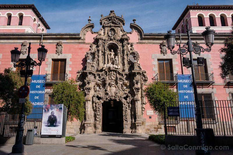 Que Ver en Malasana Museo Historia Madrid