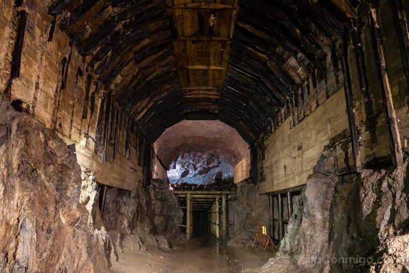 Tuneles Osowka Der Reise
