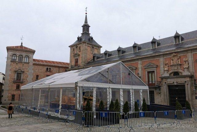 Belenes Madrid Casa de la Villa