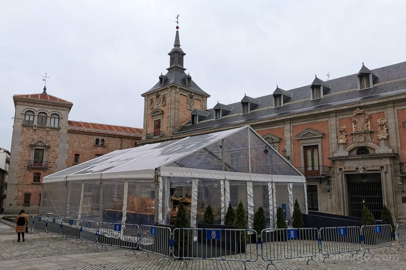 Belenes de Madrid, Casa de la Villa Carpa