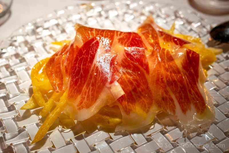Donde Comer en Alcala de Henares Casino Huevos Rotos Jamon