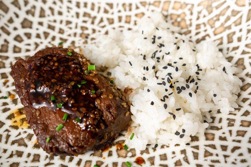 Donde Comer en Alcala de Henares Ki-Jote Solomillo Yakiniku