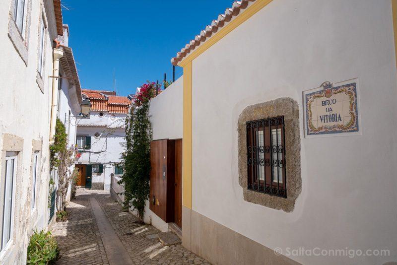 Que Hacer Ver En Lisboa Calle Cascais