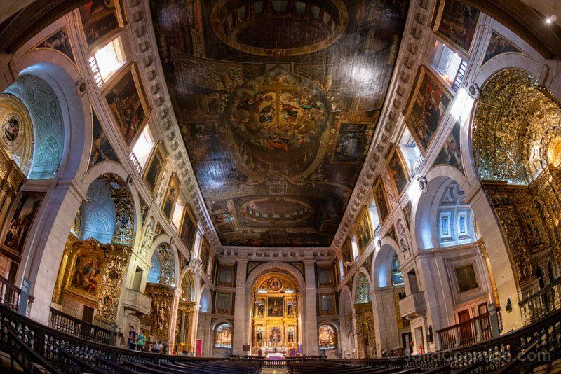 Que Hacer Ver En Lisboa Iglesia Sao Roque