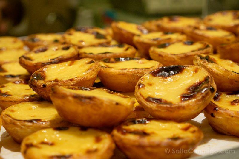 Que Hacer Ver En Lisboa Pasteis Nata