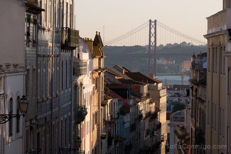 Que Hacer Ver En Lisboa Puente 25 Abril