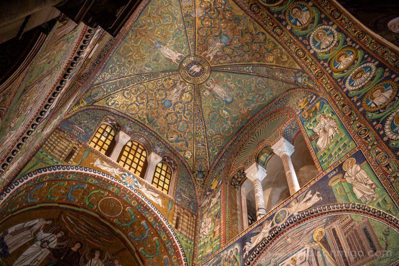 Bolonia Alrededores Ravena Basilica San Vital