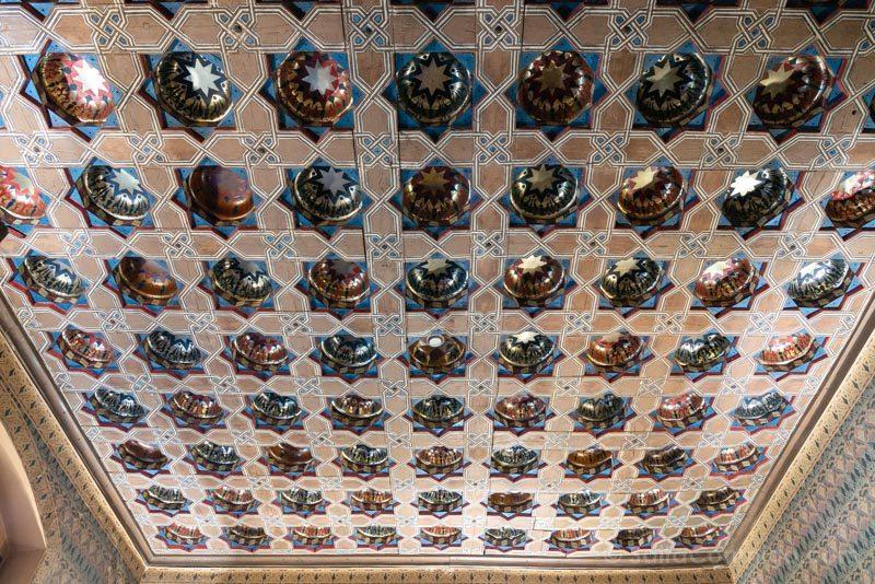 Palacio Laredo Alcala de Henares Artesonado