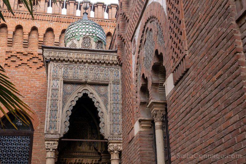 Palacio Laredo Alcala de Henares Entrada