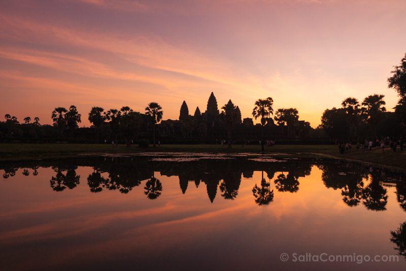 Que Ver En Angkor Wat Amanecer Dorado