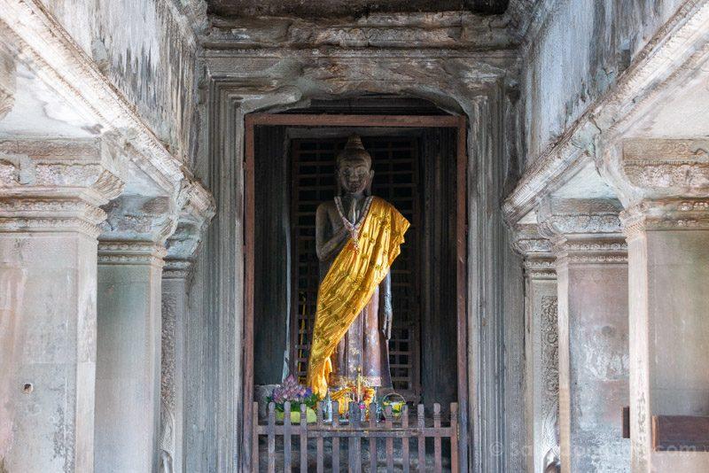 Que Ver En Angkor Wat Bakan Buda