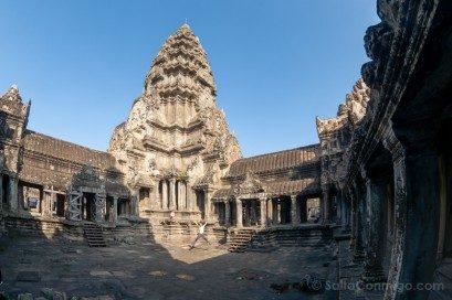 Que Ver En Angkor Wat Bakan Salto