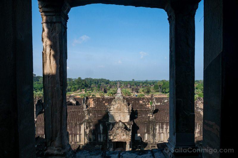 Que Ver En Angkor Wat Bakan Vista