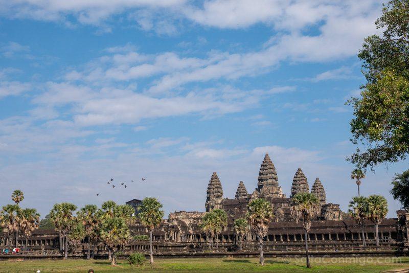 Que Ver En Angkor Wat Vista