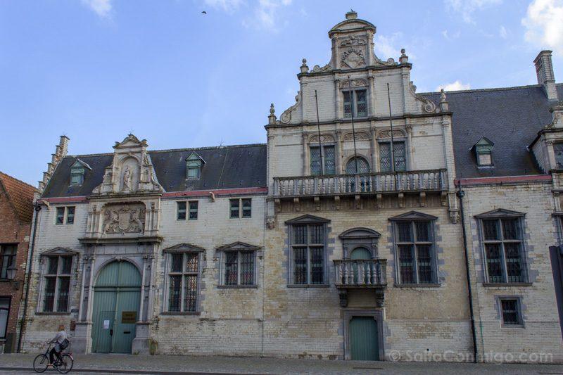 Que Ver En Malinas Palacio Margarita Austria