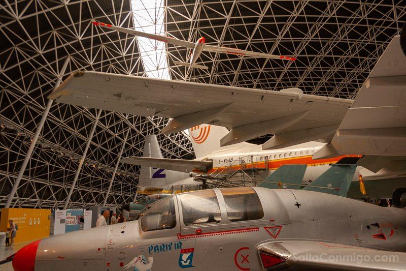 Que Ver En Toulouse Aeroscopia