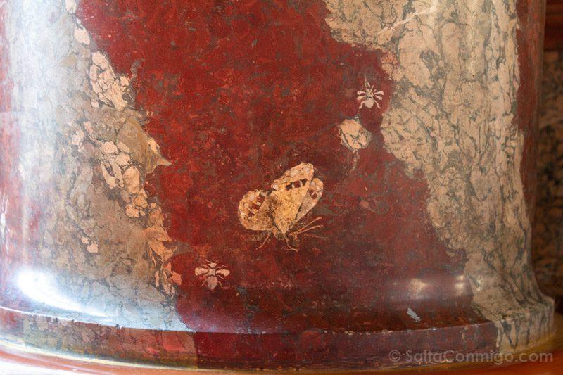 Que Ver En Toulouse Ayuntamiento Sala Ilustres Columna Mariposa