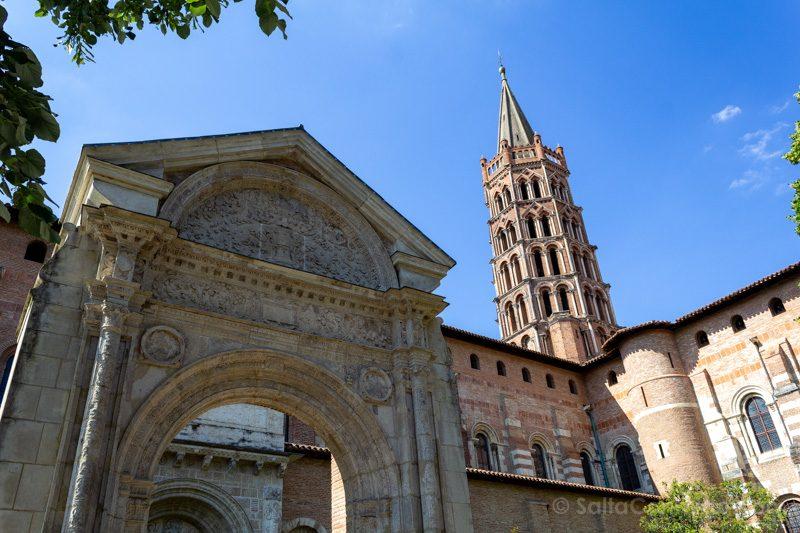 Que Ver En Toulouse Basilica San Sernin Torre