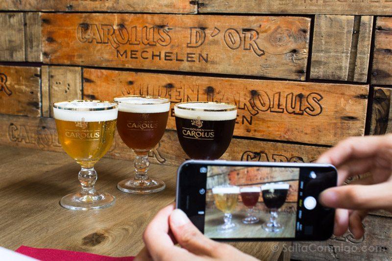 Que Visitar En Malinas Cerveceria Het Hanker Carolus