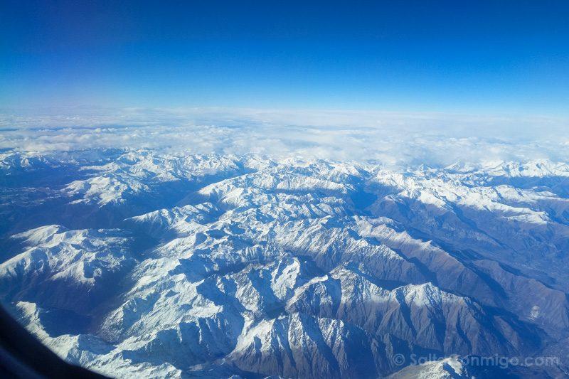 Como Llegar Bolonia Avion Alpes