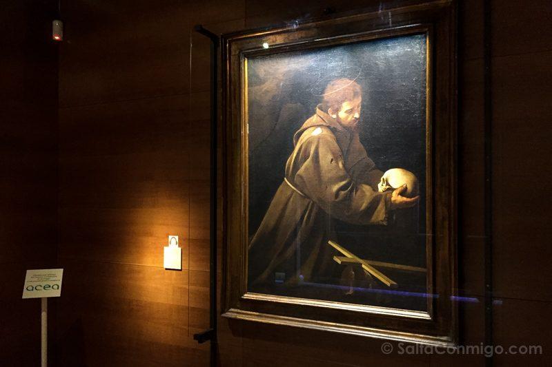 Cripta de los Capuchinos de Roma Museo Caravaggio