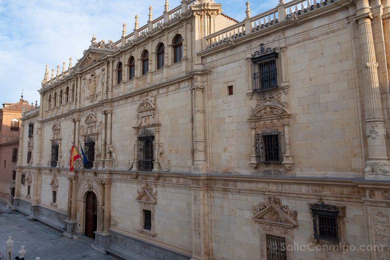 Dormir En Alcala De Henares Hotel El Bedel Vista Habitacion