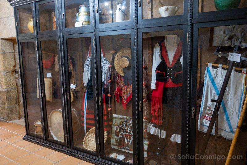 Monasterio San Juan Poio Museo
