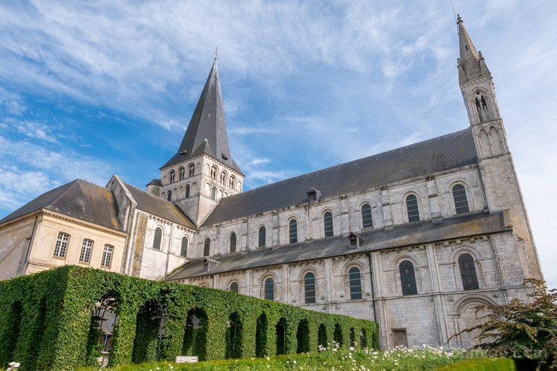 Que Ver Alrededor Rouen Abadia Saint-Georges-de-Boscherville