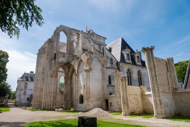 Que Ver Alrededor Rouen Abadia Saint-Wandrille