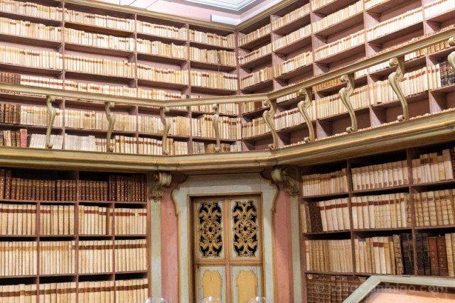 Que Ver En Rimini Biblioteca Gambalunga