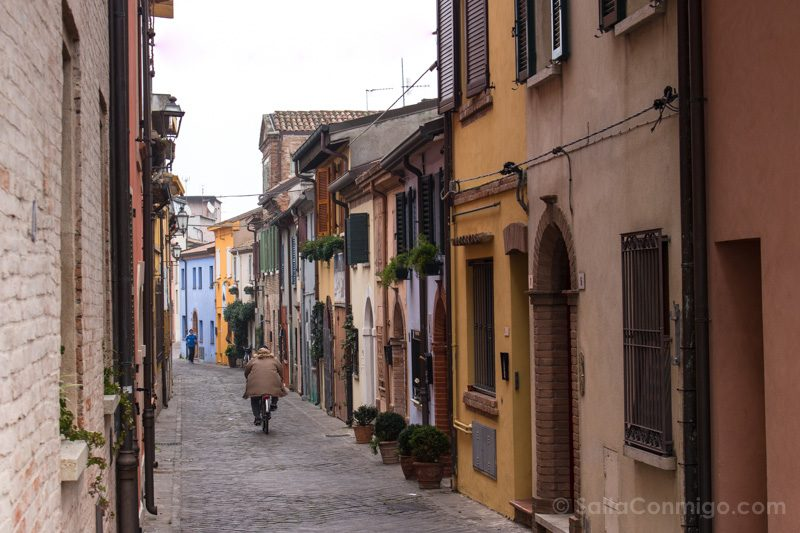 Que Ver En Rimini Borgo San Giulano