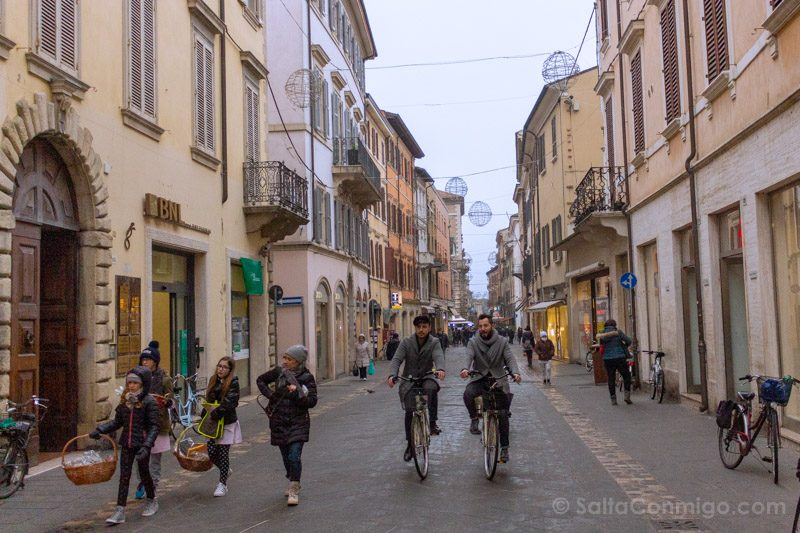 Que Ver En Rimini Calle