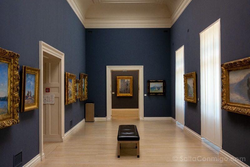 Que Hacer En Rouen Sala Museo Bellas Artes