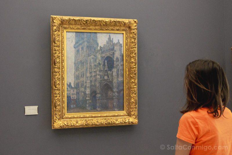 Viajar a Rouen Museo de Bellas Artes Monet