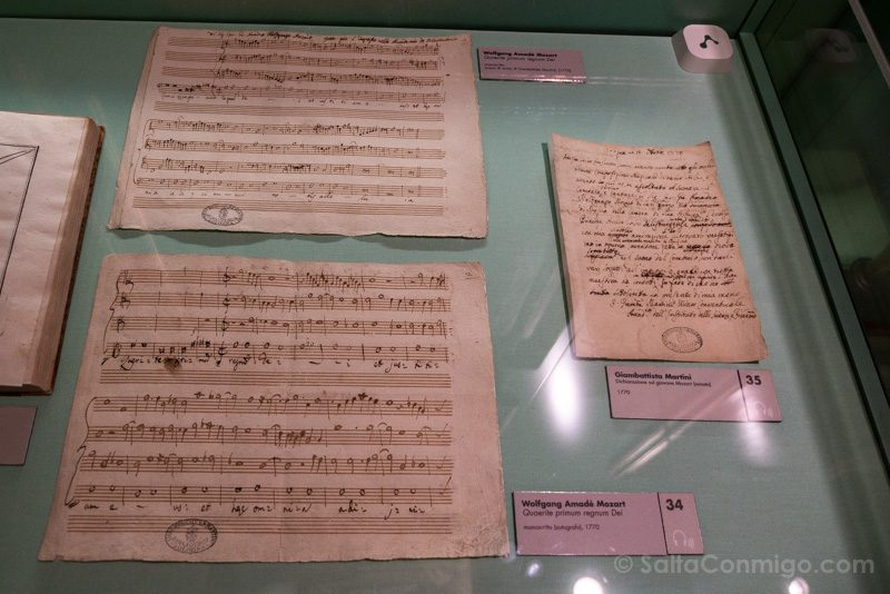 Que Ver en Bolonia Italia 3 Dias Museo Musica Examen Mozart