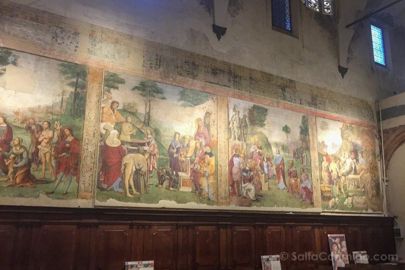 Que Ver en Bolonia Italia 3 Dias Que Ver en Bolonia Italia 3 Dias San Giacomo Maggiore