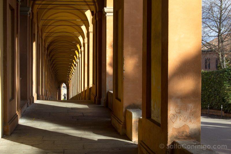 Que Ver en Bolonia Italia 3 Dias San Luca Arcos