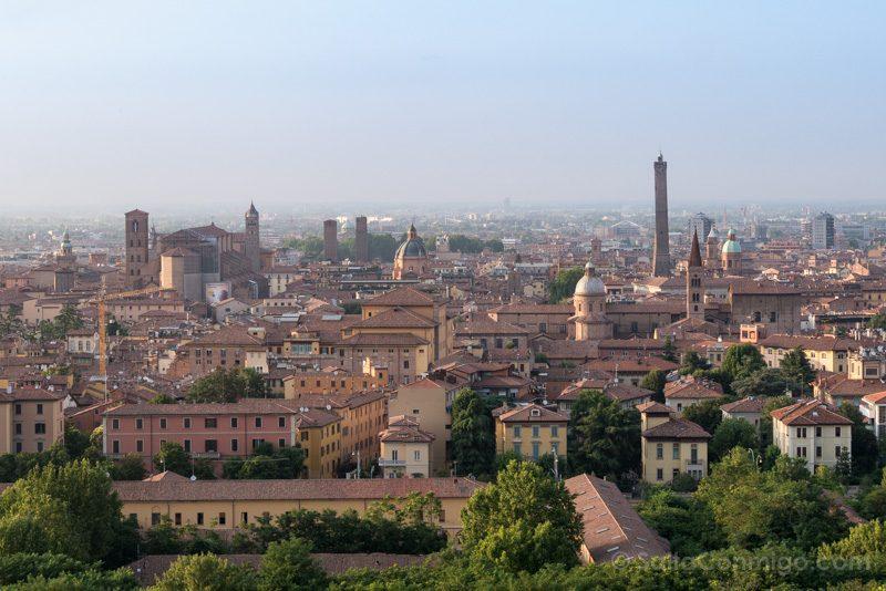 Que Ver en Bolonia Italia 3 Dias San Michele in Bosco Vista