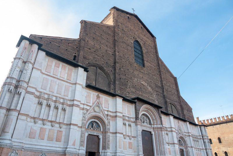 Que Ver en Bolonia Italia 3 Dias San Petronio Fachada