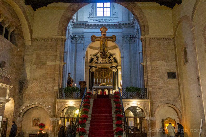 Que Ver en Bolonia Italia 3 Dias Santo Stefano Interior